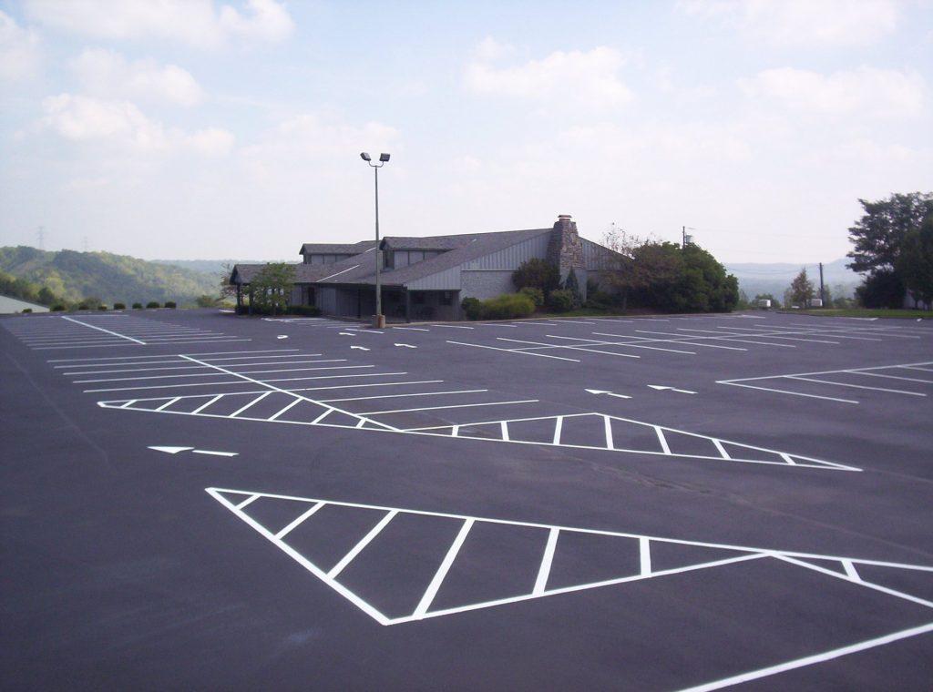 Parking Lot Sealcoating